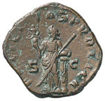 Volusiano (251-253) Sesterzio – R/ La ...