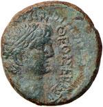 Claudio (41-54) AE (Thessalonica in ...