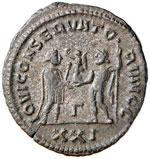 Diocleziano (284-305) Antoniniano ...