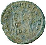 Galerio (305-309) Radiato (Heraclea) R/ ...