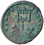 Costantino (311-337) Follis (Treviri) Busto ...