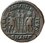Costantino (311-337) Follis (Antiochia) ...