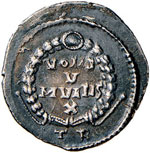 Giuliano II (360-363) Siliqua (Treviri) ...