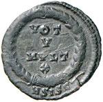 Gioviano (363-364) Maiorina (Siscia) Busto ...