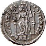 Magno Massimo (383-388) Siliqua (Treviri, ...