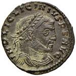Licinio (308-324) Follis ...