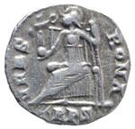 Valente (364-378) Siliqua (Treviri) Busto ...
