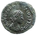 Teodosio (379-395) AE ...