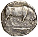 LUCANIA Thurium – Distatere (IV sec. a.C.) ...