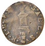 BOZZOLO Scipione Gonzaga (1613-1670) Soldo ...