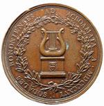 Arezzo Medaglia 1816 Th. ...