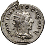 Filippo I (244-249) ...