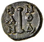 BISANZIO Costante II (641-668) Decanummo ...