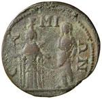 Gordiano III (238-244) AE di Samo nella ...
