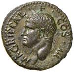 Agrippa - Asse – Testa ...