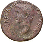Tiberio (14-37) Asse – ...