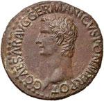 Caligola (37-41) Asse ...