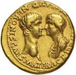 Nerone (54-68) Aureo – ...