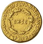 Nerone (54-68) Aureo – Teste affrontate di ...