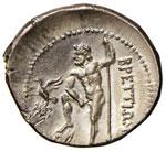 BRUTTIUM Brettii - Dracma (282-303 a.C.) ...