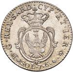 SAVOIA Carlo Emanuele IV (1796-1800) 7,6 ...