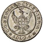 Vittorio Emanuele I (1814-1821) 2,6 Soldi ...