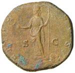 Clodio Albino (193-197) Sesterzio - Busto a ...