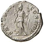 Settimio Severo (193-211) Denario - Testa a ...