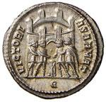 Massimiano (285-305) Argenteo – Testa ...