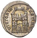 Costanzo Cloro (305-306) Argenteo – Testa ...