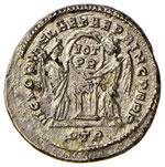 Costantino (306-335) Argenteo (Treviri) ...