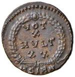Giuliano II (360-363) Maiorina (Sirmium) ...