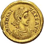 Arcadio (395-402) Solido ...