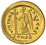 Marciano (450-457) Solido (Costantinopoli) ...