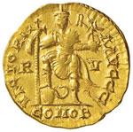 Libio Severo (461-465) Solido (Ravenna) ...