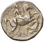 REGNO DI PEONIA Patraos (340-315 a.C.) ...