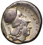 ILLIRICO Dyrrachium – Statere (350-300 ...
