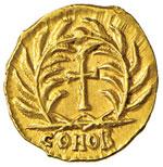 Ostrogoti in Italia, Odoacre, monetazione a ...