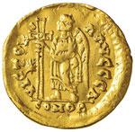 Atalarico (526-534) Monetazione a nome di ...