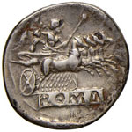 REPUBBLICA Anonime - Didramma (225-212 a.C.) ...