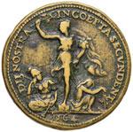 MEDAGLIE MEDICEE Francesco I de Medici ...