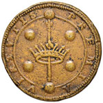 MEDAGLIE MEDICEE Cosimo II (1608-1621) ...