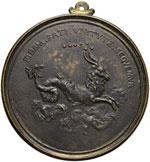 MEDAGLIE BAROCCHE TOSCANE Cosimo I de Medici ...
