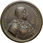 MEDAGLIE BAROCCHE TOSCANE Ferdinando II ...