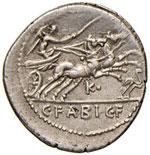 Fabia – C. Fabius C. f. Hadrianus - ...