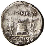 Livineia – L. Livineius Regulus - Denario ...