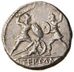Minucia – Q. Minucius Thermos M. f. - ...