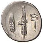 Norbana – Caius Norbanus - Denario (83 ...