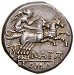 Pinaria – Pinarius Natta - Denario (149 ...