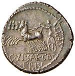 Plautia – P. Plautius Hypsaeus - Denario ...